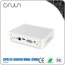 2017 new cheap mini nettop pc desktop i3 computer dual nic mini pc