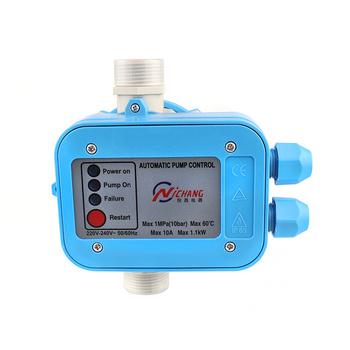 Intelligent water pump pressure switch pump controller automatically flow electronic switch