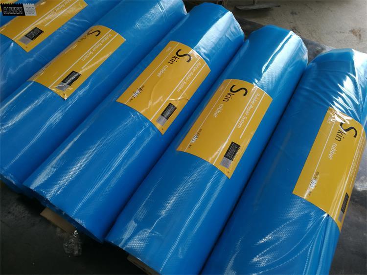 Transportband Heißspleißen Abriebfester Kerngummi