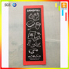 Die cut Magnetic Car Sign Promotional Magnet Car Stickers with Flexible Magnet
