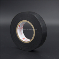 Black electrical material pvc insulating insulation tape