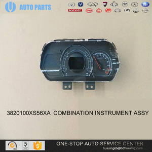 WHOLESALE 3820100XS56 COMBINATION INSTRUMENT ASSY OF HAVAL M4 AUTO PARTS IN DUBAI