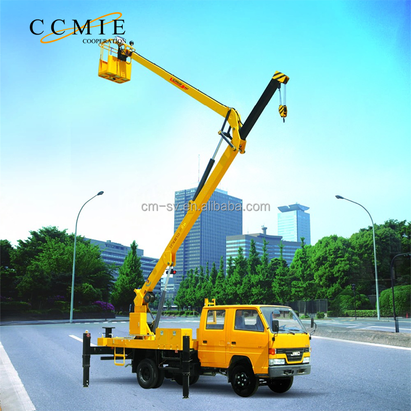 Xugong GKH28AQ04 Boom Lift Truck Tail Lift, Skylift Best Sell In Malaysia