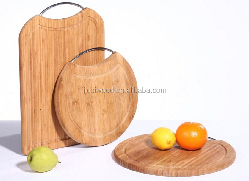 China factory wooden cutting boards with customized different designs