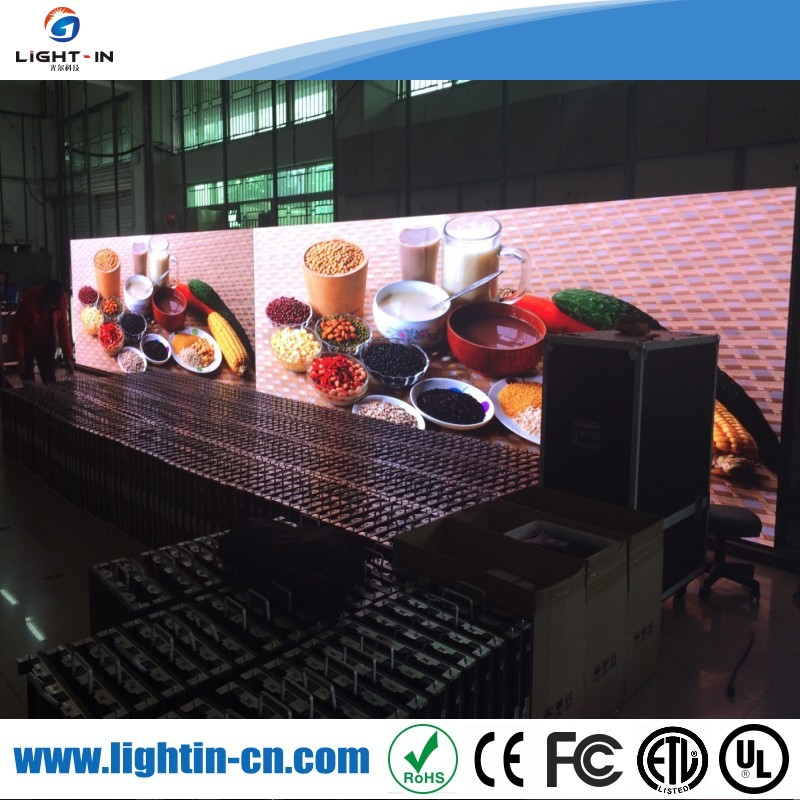 Low Cost Rent: Low-cost Rgb Rental Led Panel P2 Outdoor P5 P5mm Led