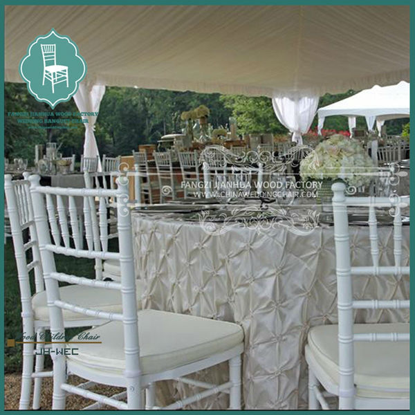 US hot sale wooden chivari chair for wedding and event