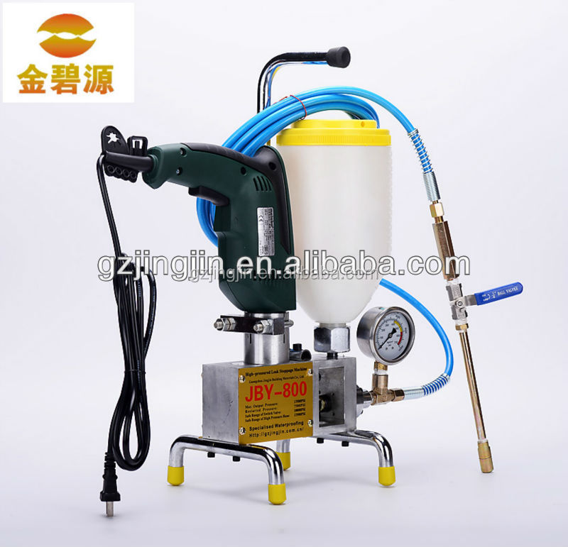 Most Popular Epoxy Resin / polyurethane Grouting Injection Pump with Advanced Technology