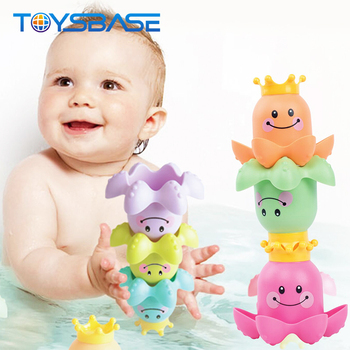 Funny Playing Summer Shower Set Ocean Bathing Baby Toys Octopus ...