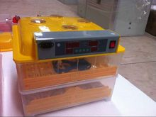 96 eggs mini incubator 12V or 110V or 220V full automatic mini egg incubator for sale