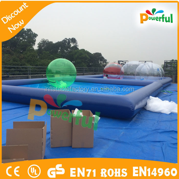 custom inflatable family pool,Children's Activity Inflatable Pool for sale