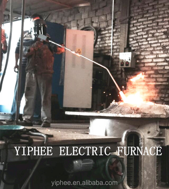 1000kg induction melting furnace for iron and steel
