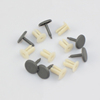 Plastic fastener and clips/different types plastic retaining spring/made in China plastic retaining clips