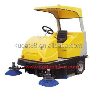 Garage sweeper KMN-XS-1850 for sale ( 48V electric sweep, sweep width 1850mm)
