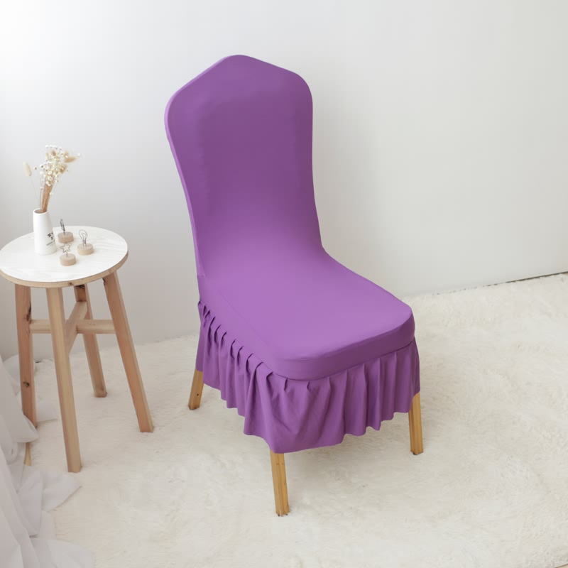 removable home party slipcovers for weddings dining item cover decoration seat chair minimalist stretch banquet elastic style modern covers