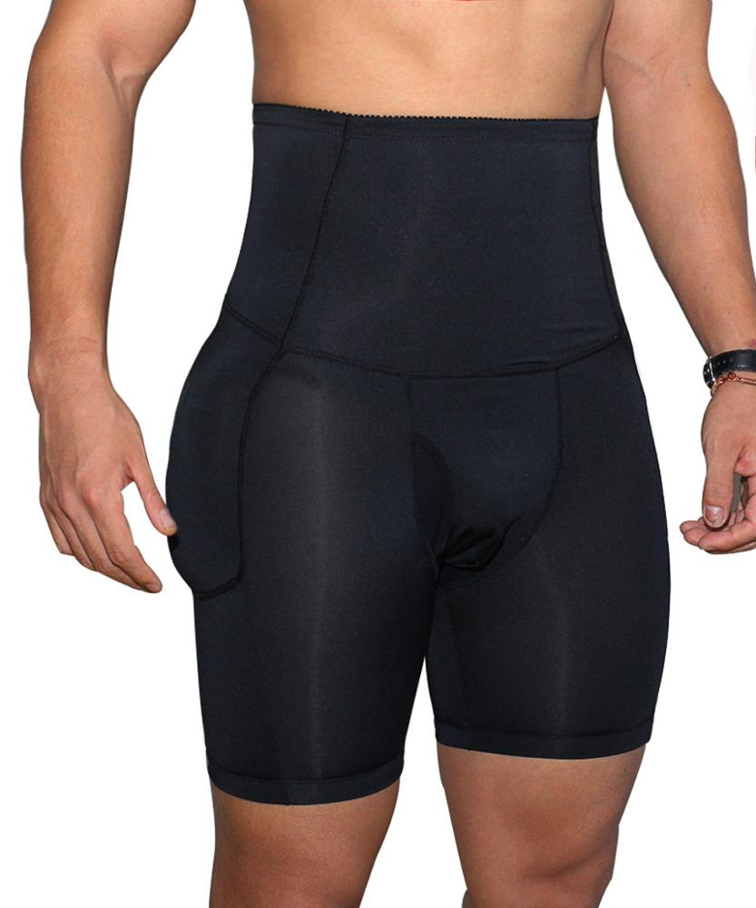 New Product High Waist Men's Hip Lift Underwear Pants