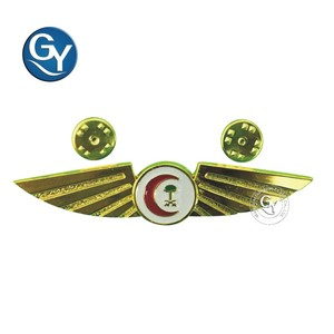 High quality promotional metal pin badge with cheap price/customized OEM price lapel pin badge