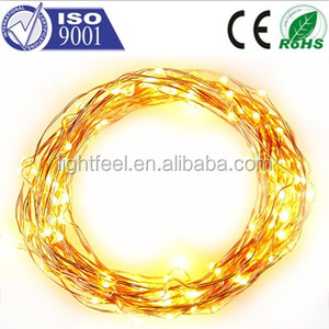 Shenzhen Factory Customized 10m 100leds Decorative LED Lights for Cakes Decoration bee string light