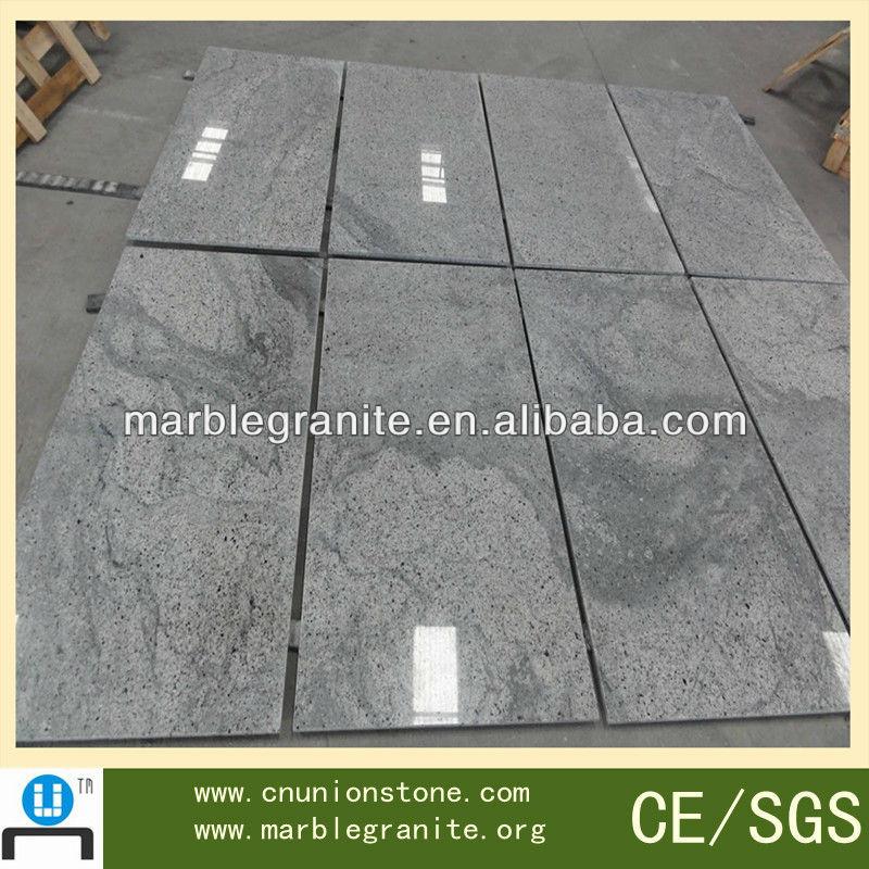 Outdoor Landscape Grey Granite Floor Tiles