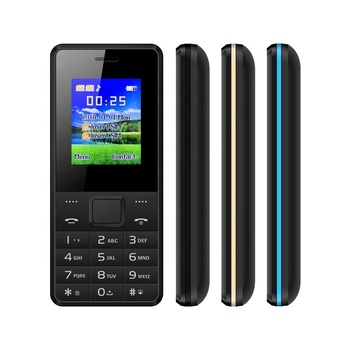ECON G2160 1.77 inch QQVGA TFT Screen Cheap Cell Phone 0.08MP Back Camera GSM Telephone Mobile