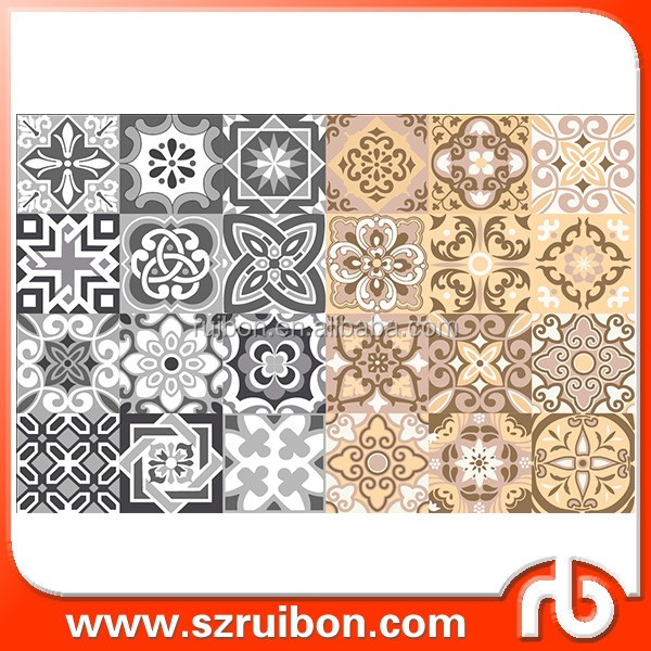 Removable Wall Kitchen Tile Stickers,wall Decor Stickers,waterproof Toilet  Bathroom Wall/floor
