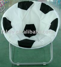 football kids moon chair