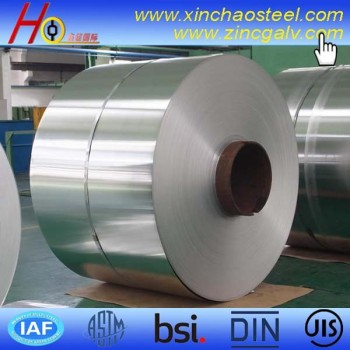 Storage manufacture cold rolled steel tape