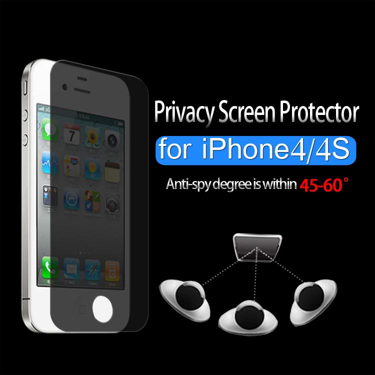 Anti Spy Screen Protector Iphone S