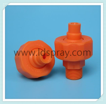 155 series Plastic adjustable ball flat fan or cone nozzle tip
