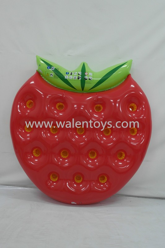 Inflatable Strawberry Floats,Inflatable Strawberry Beach Water ...