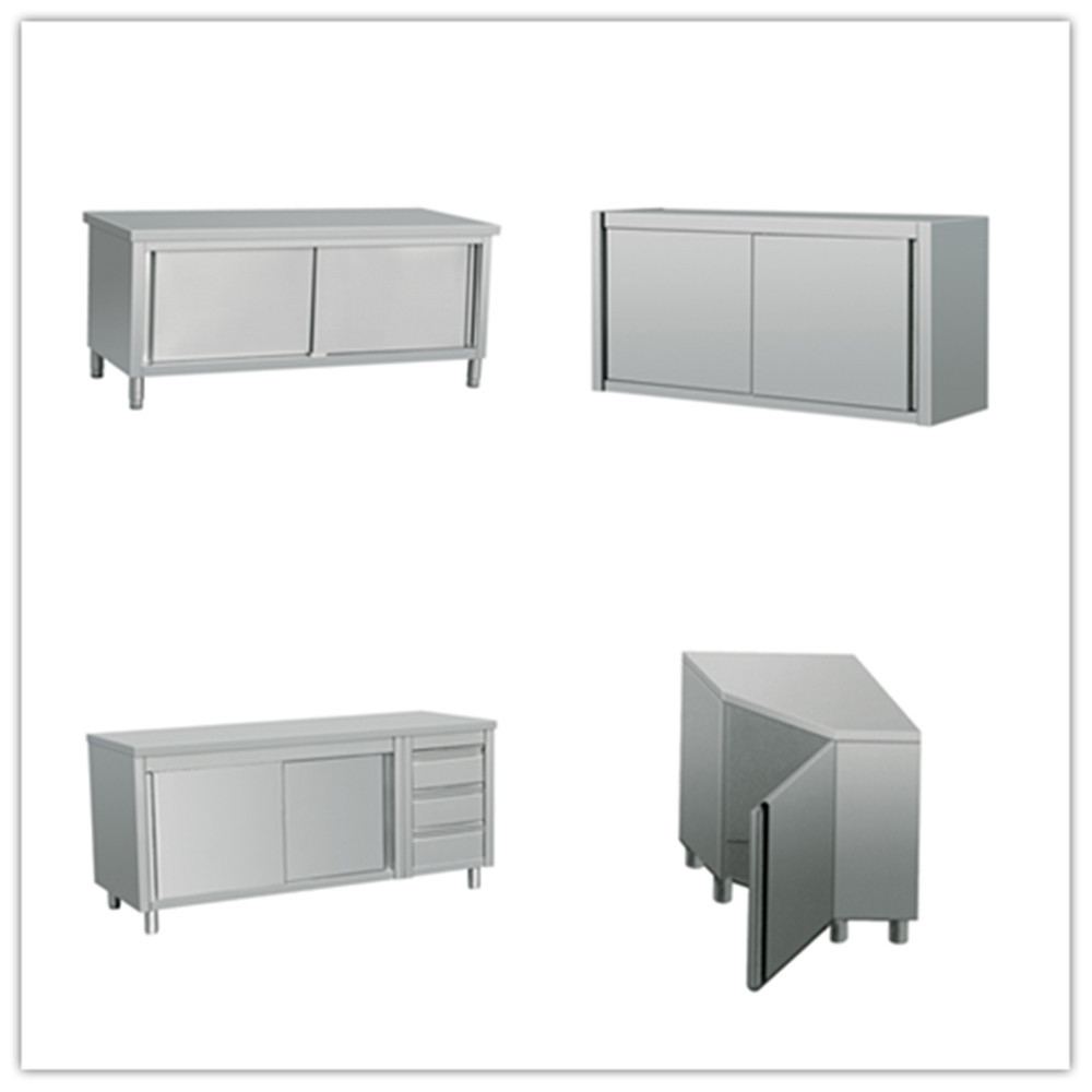 kitchen cabinet free standing stainless steel kitchen cabinet cheap