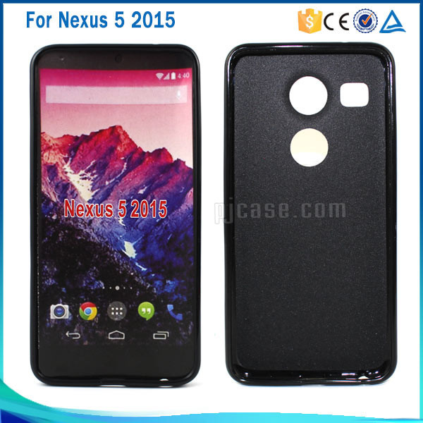 Hot sale soft pudding gel mobile phone case for LG Google Nexus 5 2015 tpu cover