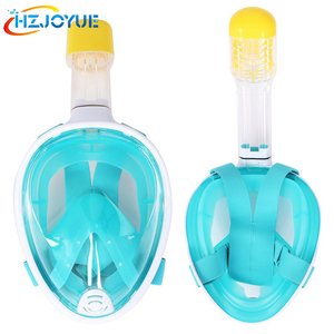 Wholesale Snorkel Mask Gear Set, Water Sports Scuba Snorkeling Swimming Diving Equipment With 180 Degree Lens