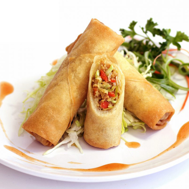 15g Chinese vegetable spring roll