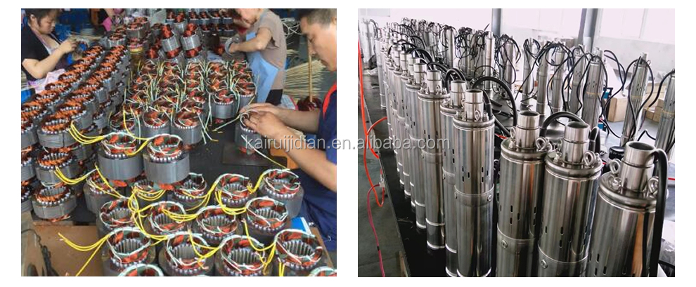 24v stainless steel 304 centrifugal dc solar submersible pump price 3SPSC5.0/30-D24/270