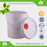 18L PP plastic lubricating oil barrel
