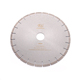 Segmented diamond cutter saw blade specialized for Quartz
