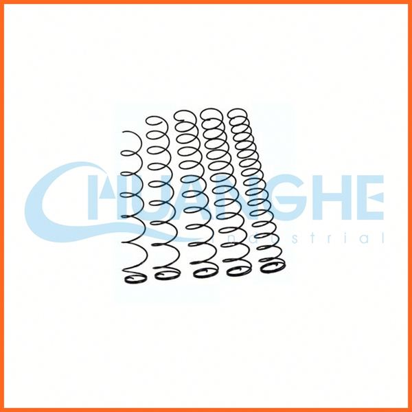 Hot sales! excavator track recoil high tension spring