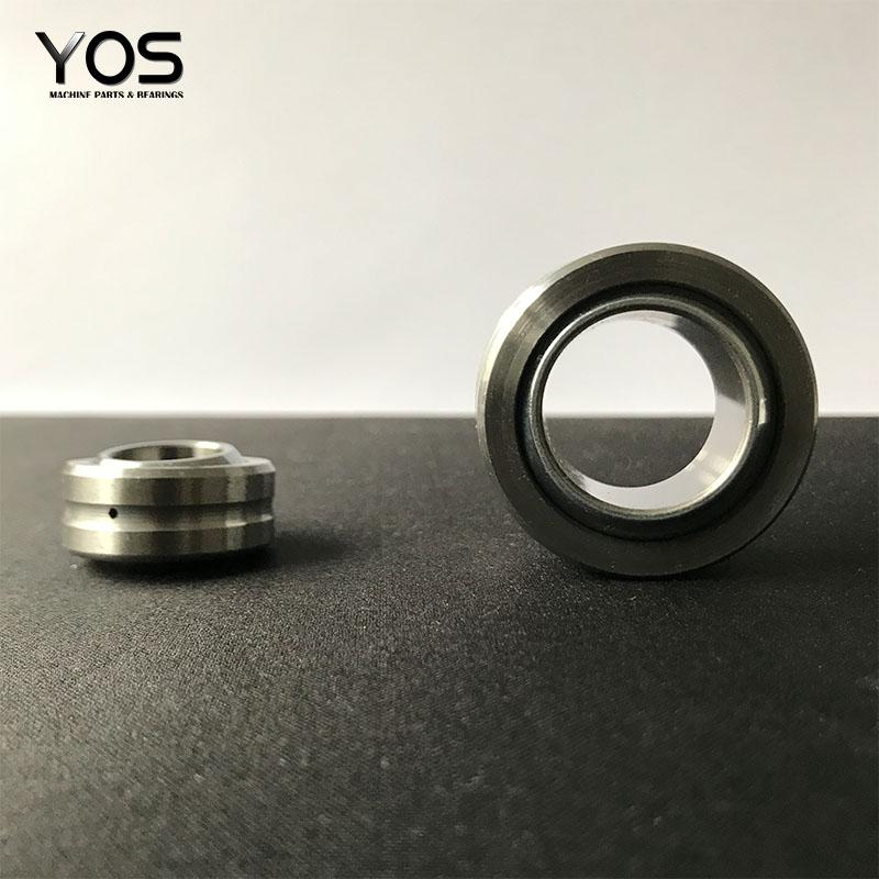 Metric Chrome Steel Bearings GEG14T
