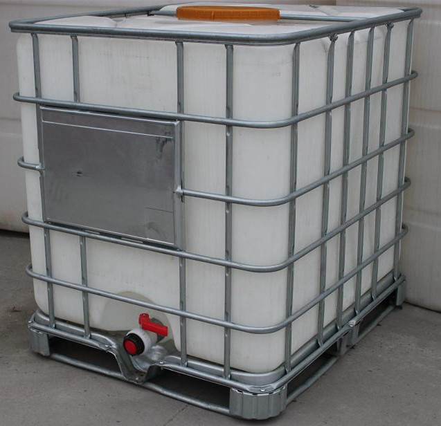 Cheap Hot Sale Caged Ibc Chemical Tanks Rebottled Ibc Container