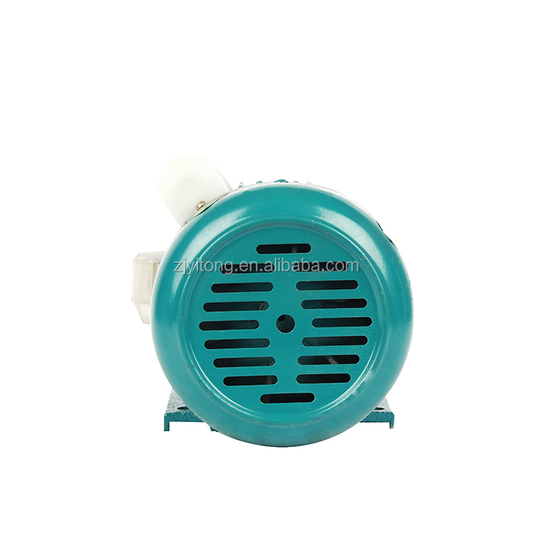 2017 new style Taizhou manufacturers Hot Sale single phase asynchronous motor for air condition