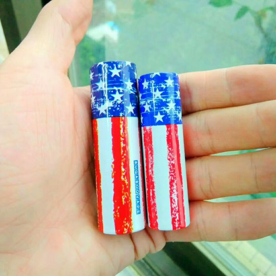 LEMAGA 18650 20700 21700 Battery Wraps 16mm mod 1650mah battery capacity smok vape pen 22 160w xcbue 2