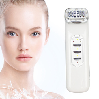 Rechargeable Radio Frequency RF Beauty Facial Massage SPA Lifting Rejuvenation Remove Wrinkle Skin Care Family Machine