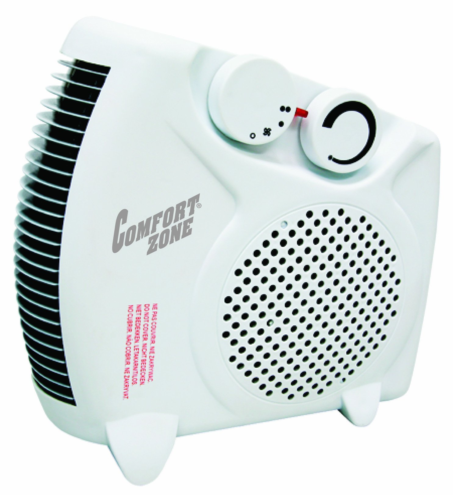 Comfort Zone Deluxe convertible heater/fan CZ30