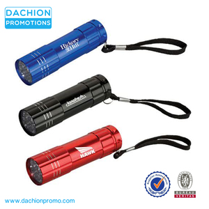 Logo Customzied Blaze Metal Flashlight