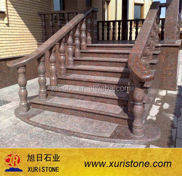 Marvelous Tan Brown Outdoor Stone Steps Risers Granite Stairs,Granite Anti Slip Stairs  Tile   Buy Outdoor Stone Steps Risers Granite Stairs,Granite Stairs Design  ...