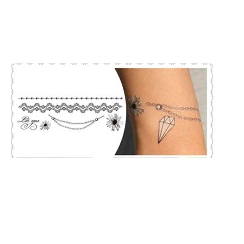 tattoo kette tattoo kette einebinsenweisheit. Black Bedroom Furniture Sets. Home Design Ideas