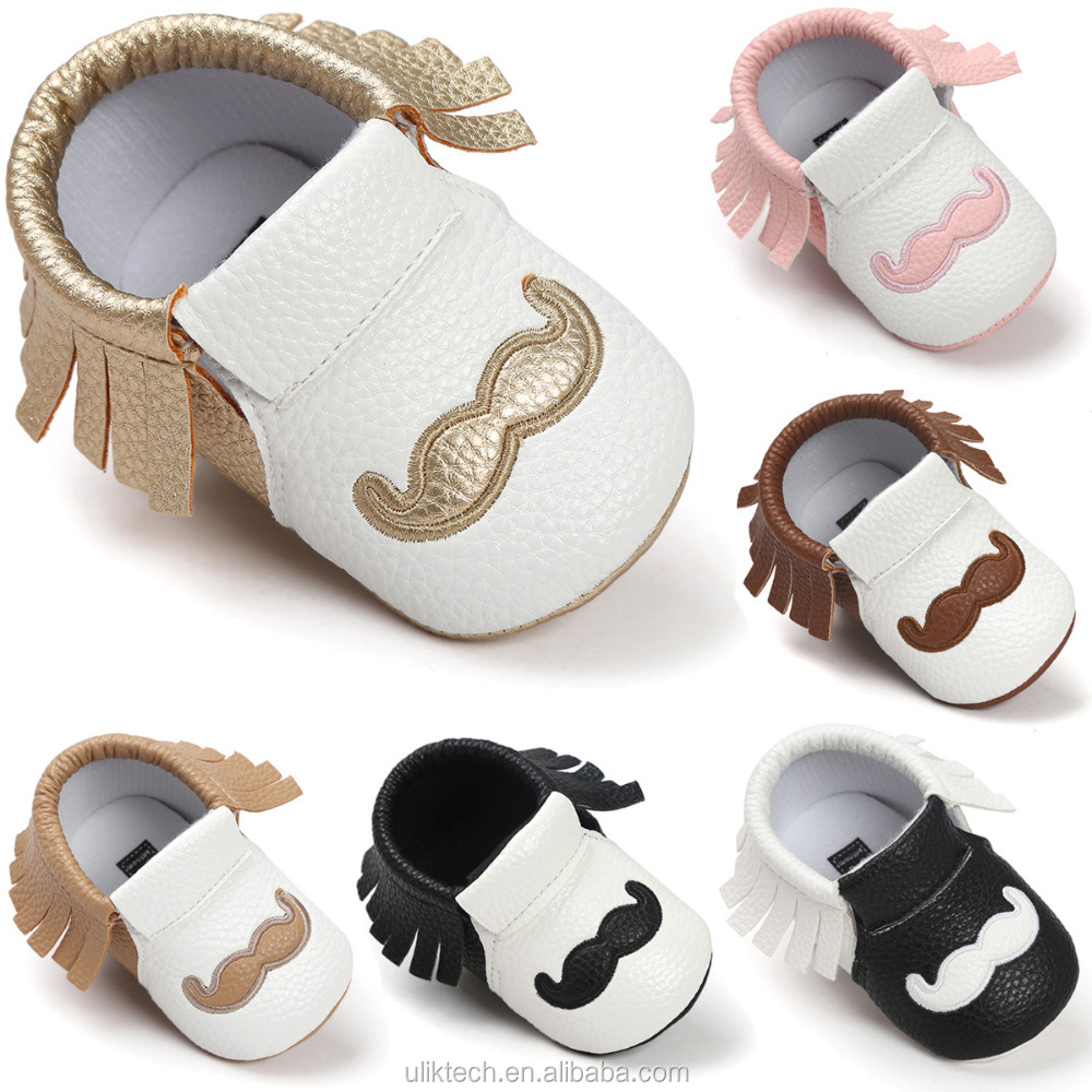 The magician beard baby shoe 2017 baby leather shoe lasts baby shoes