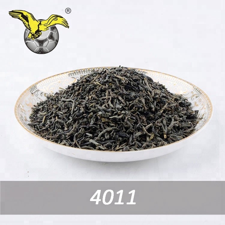 chinese cheap price green tea chunmee tea 4011 the vert loose leave tea for Africa markert