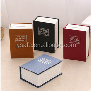 JY-108 Creative Gift Secret Book Safe Cheap Dictionary Safe