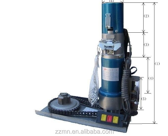 Verrassend Automatische Deur Motor Ac 300kg Roldeur Motor Met DR-21